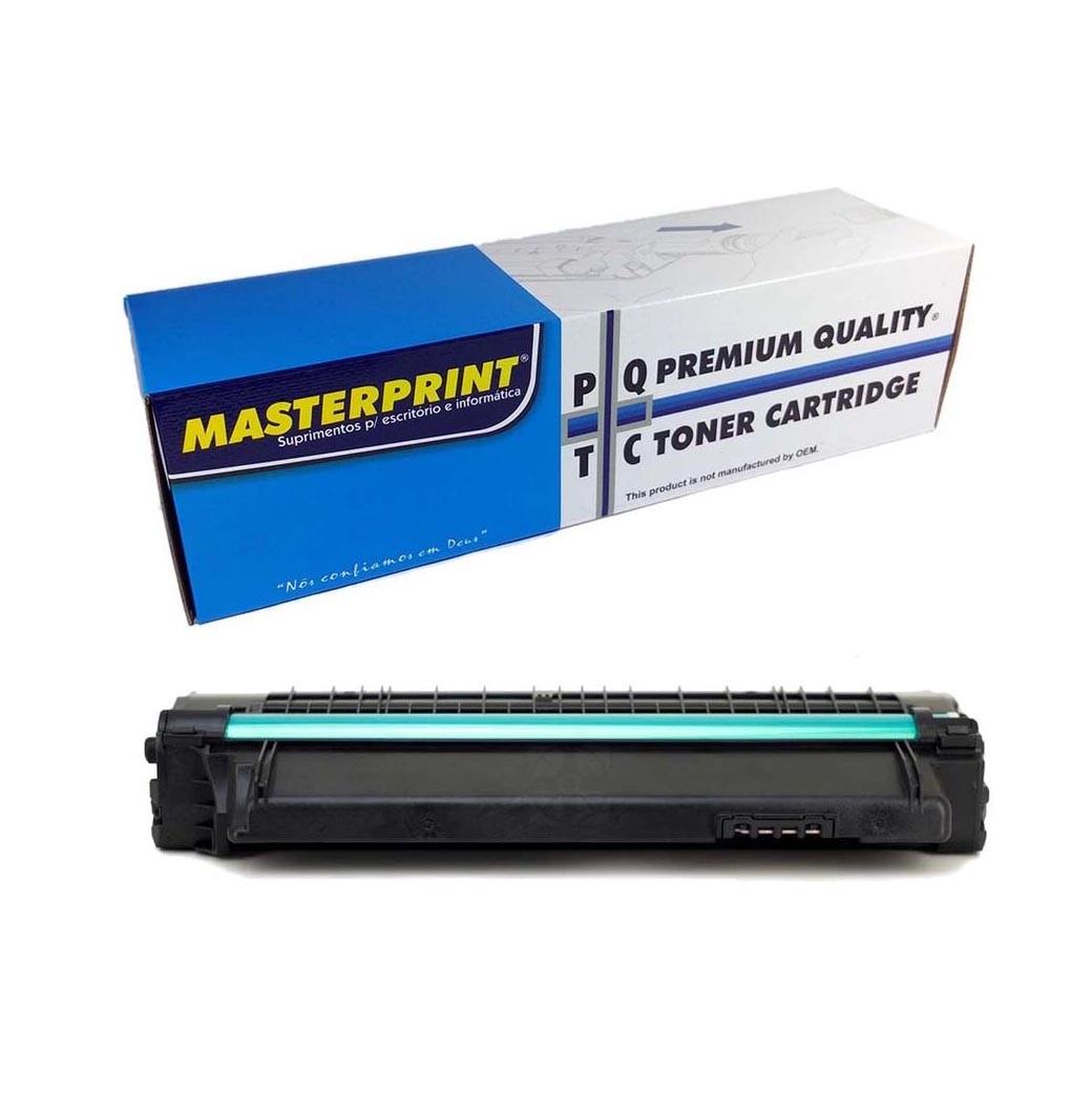 Cartucho Tonner Preto P/ Impressoras Laser Compatível D105 105 ML1910 Scx 4600 - D105
