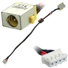 Chicote Conector Dc Jack Notebook Acer E1 571 6462 Dc30100jn00
