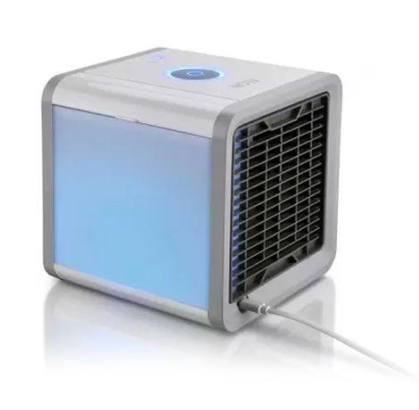 Climatizador De Ar Pessoal Magic Air Elgin Usb 750ml RGB Branco -  FGFN01N5NA