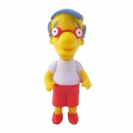 Boneco The Simpsons Milhouse Van Houten Br499 Multikids