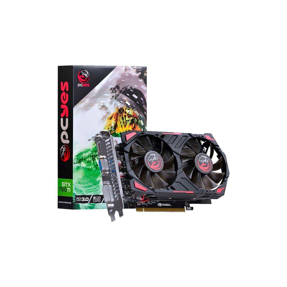 Computador CPU Top Gamer Amd Fx 6300 8GB DDR3 HD 1TB 750TI 500W