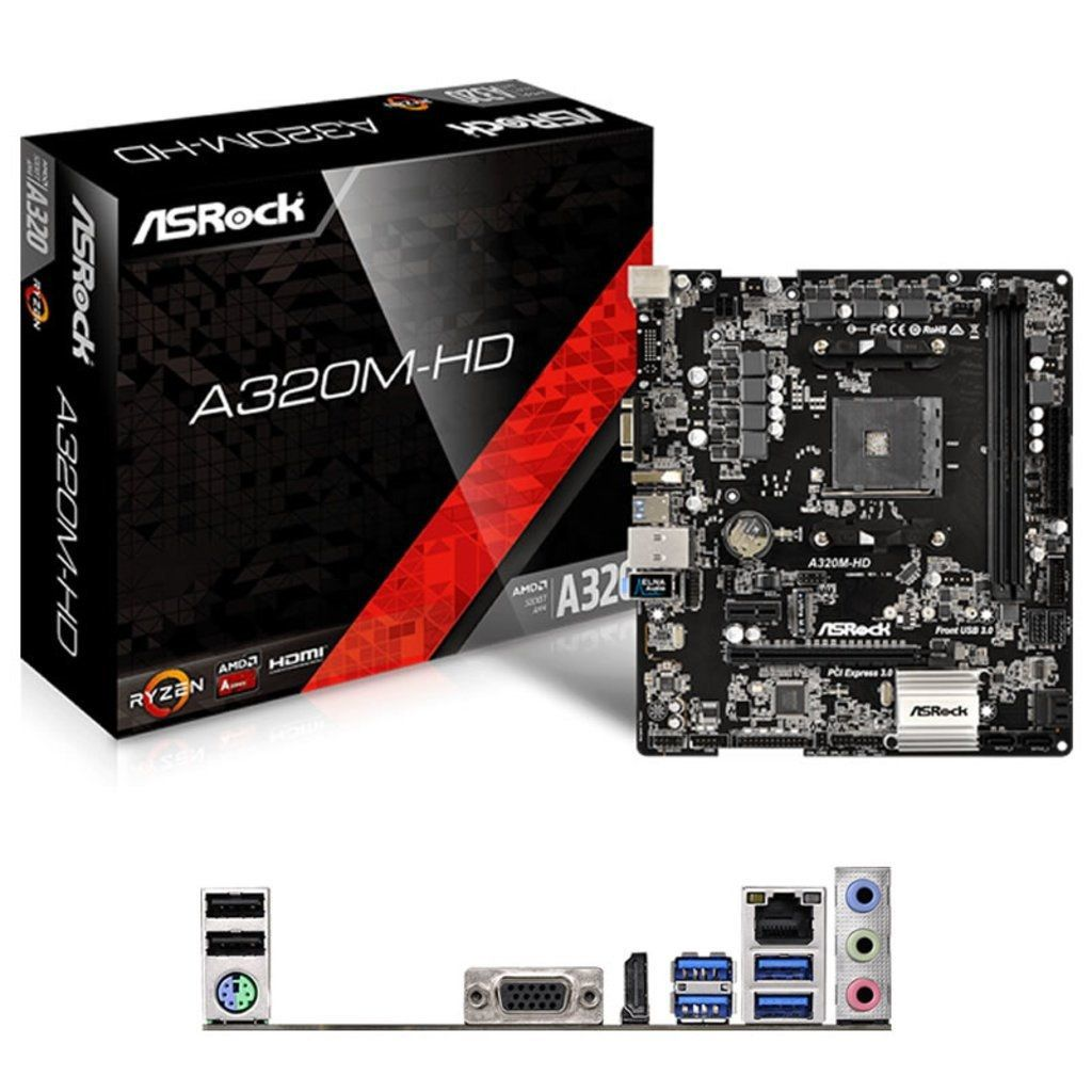 Computador CPU Top Gamer Standart Amd APU A8 9600 3.4GHZ 8GB DDR4 HD 1TB
