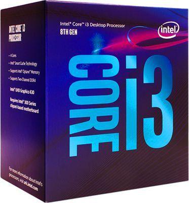 Computador Gamer CPU Intel Core I3 8100 3.6GHz 8GB DDR4 SSD 120GB HD 1TB 1050TI 4GB