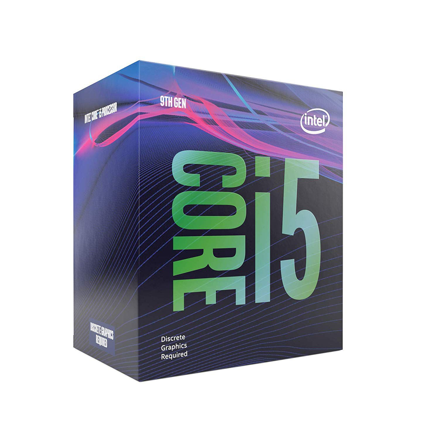 Computador Gamer CPU Intel Core I5 9400F 2.9GHz 8GB DDR4 SSD 120GB HD 1TB 1050TI 4GB