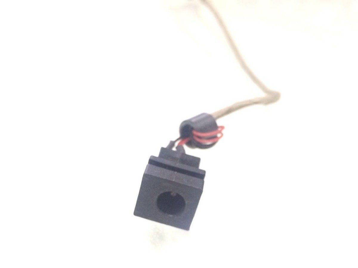 Conector Dc Jack Notebook Lenovo 3000 G530 DC301004100 (Semi Novo)