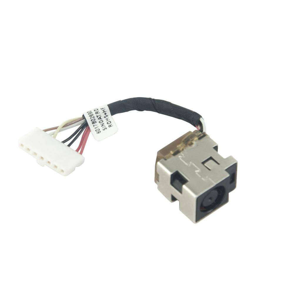 Conector Dc Jack P/ Notebook Hp DM4 6017B0269001