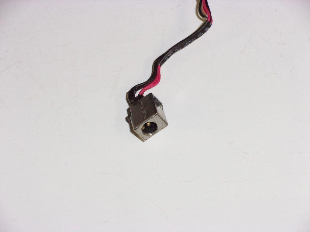 Conector Jack Power P/ Notebook Acer E1 532 DC30100PU00