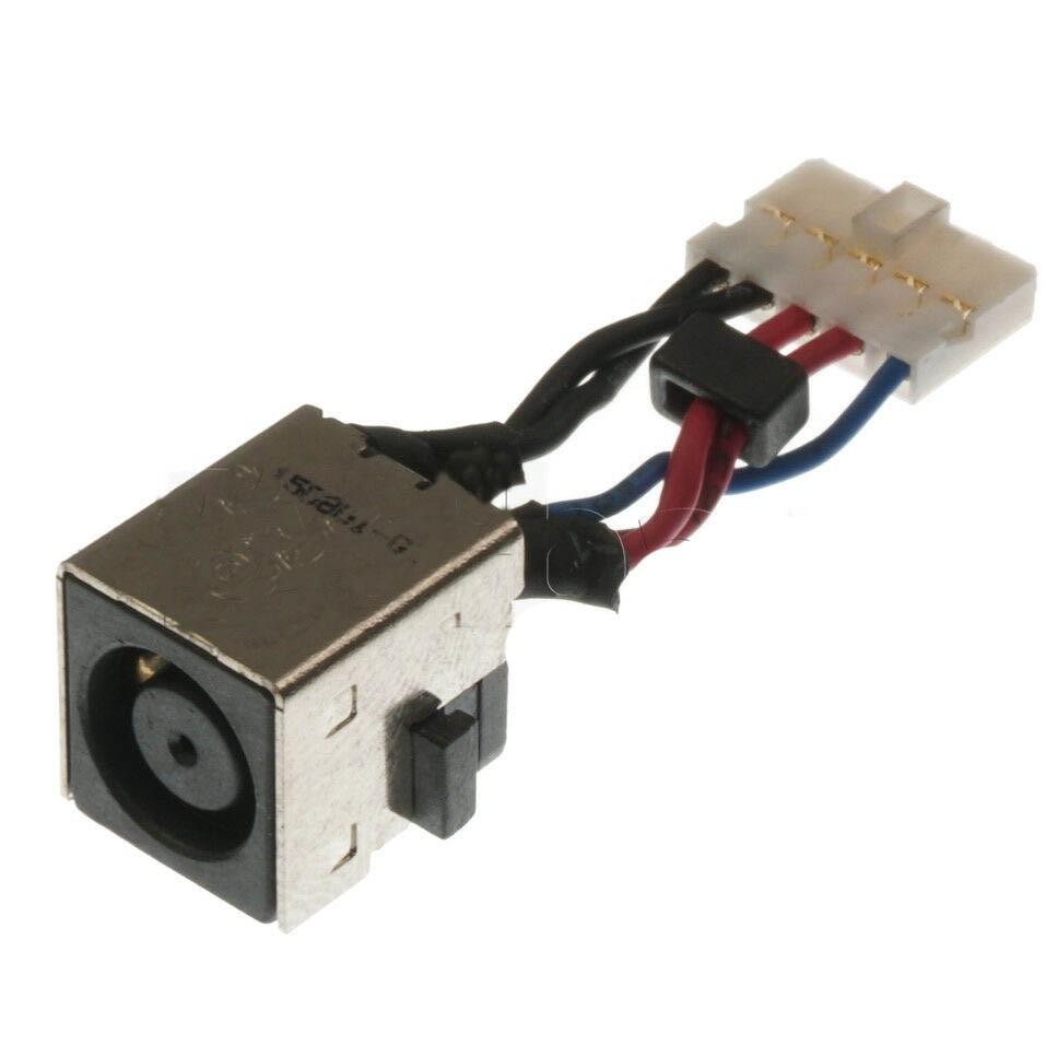 Conector Power Jack for Dell E5450 PN: DC30100Q100 0P95KW - Novo