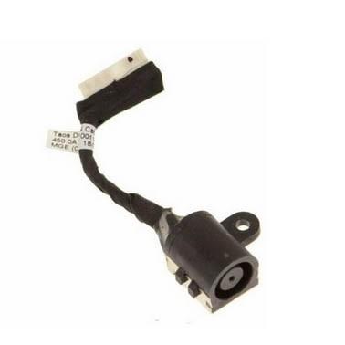Conector Power Jack for Dell Latitude 3480 3580 Série PN: 450.0a101.0021 - Novo