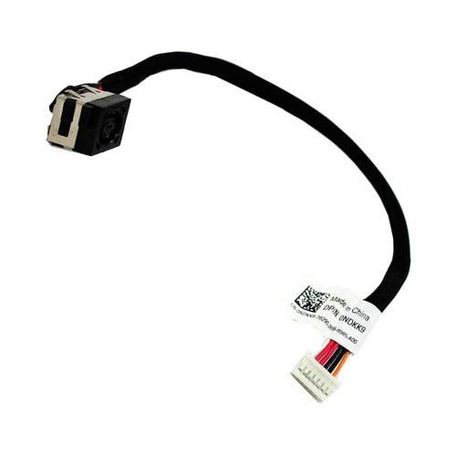 Conector Power Jack for Dell Latitude E5420 E5520 PN: 0ndkk9 - Novo