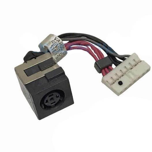 Conector Power Jack for DELL M14X R1 R3 05D8TK 5D8TK PN: dc30100ng00 - Novo