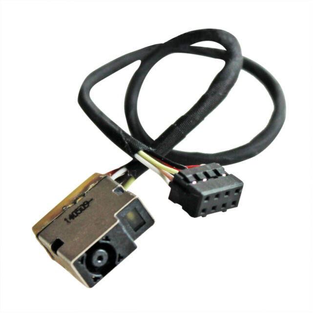 Conector Power Jack for HP Envy 17-J020us J000 PN: 713704-yd4 - Novo