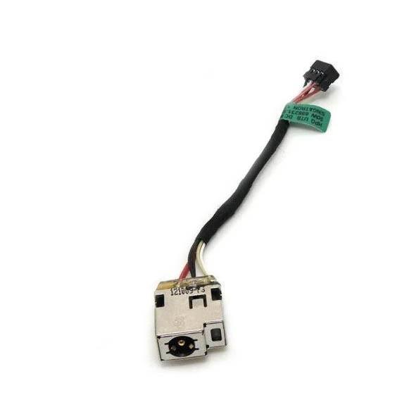 Conector Power Jack for HP Pavilion 15-B 15-B109WM PN: 698231-TD1 701682-001 698231-SD1 686124-SD1 - Novo
