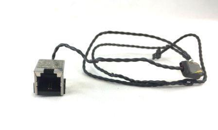 Conector Rj11 Notebook Hp Pavilion Dv4-2012br P/N: Dc301003e00 (semi novo)