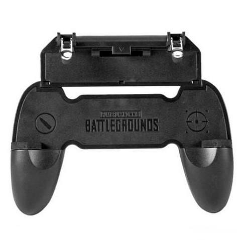 Controle Gamepad Battlegrounds P/ Celular Smartphone C/ Gatilhos - W10