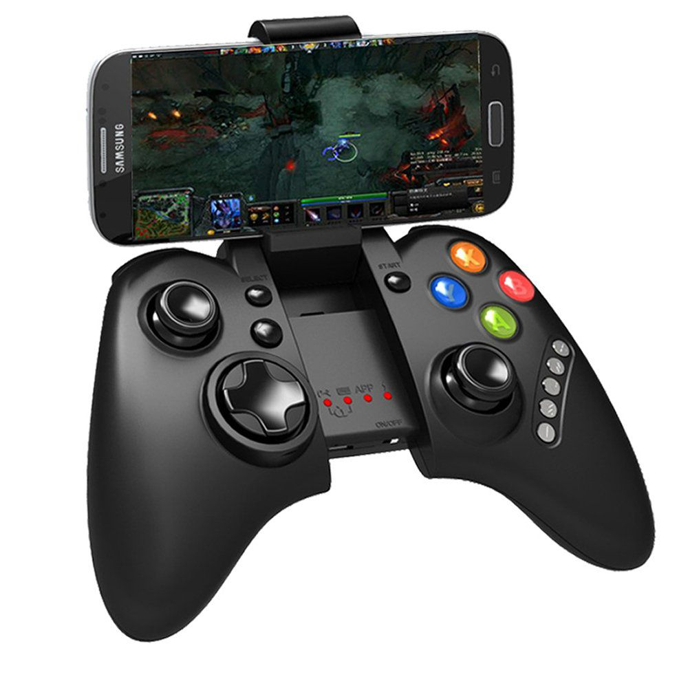 Controle Joystick Celular Bluetooth Android Ios Pc Gamepad Ipega KP-4027