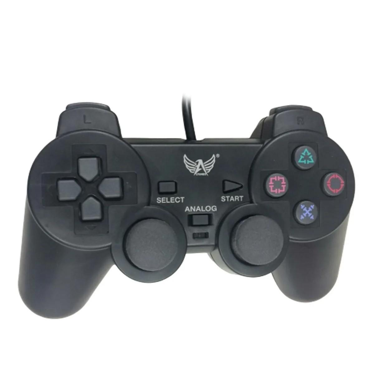Controle Joystick PS2 Playstation 2 Altomex ALTO-2 Com Fio - ALTO-2Y