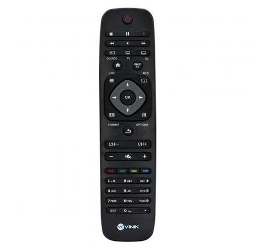 Controle Remoto Led Tv Philips 32PFL5604D/78