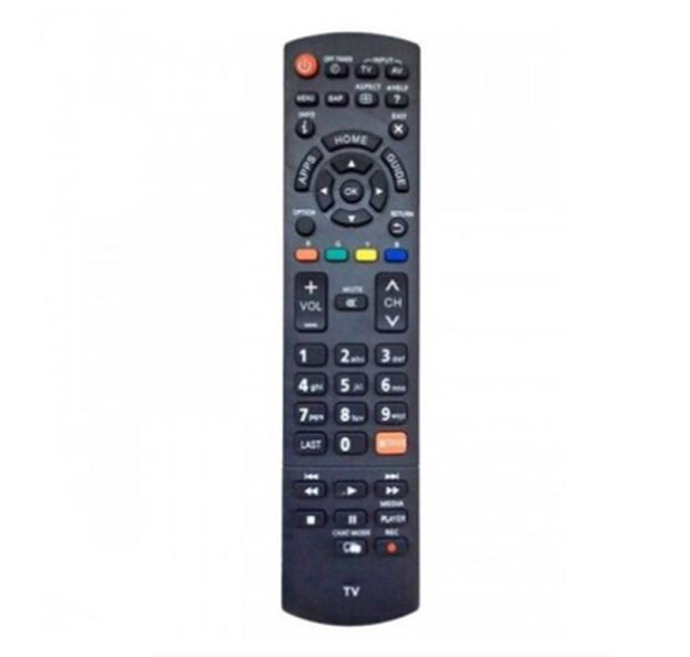 Controle Remoto para TV Panasonic LCD LED Tc Tnq2b4903
