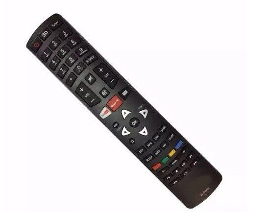 Controle Remoto Tv Philco Smart Youtube Rc3100r01 Cr-le 7007