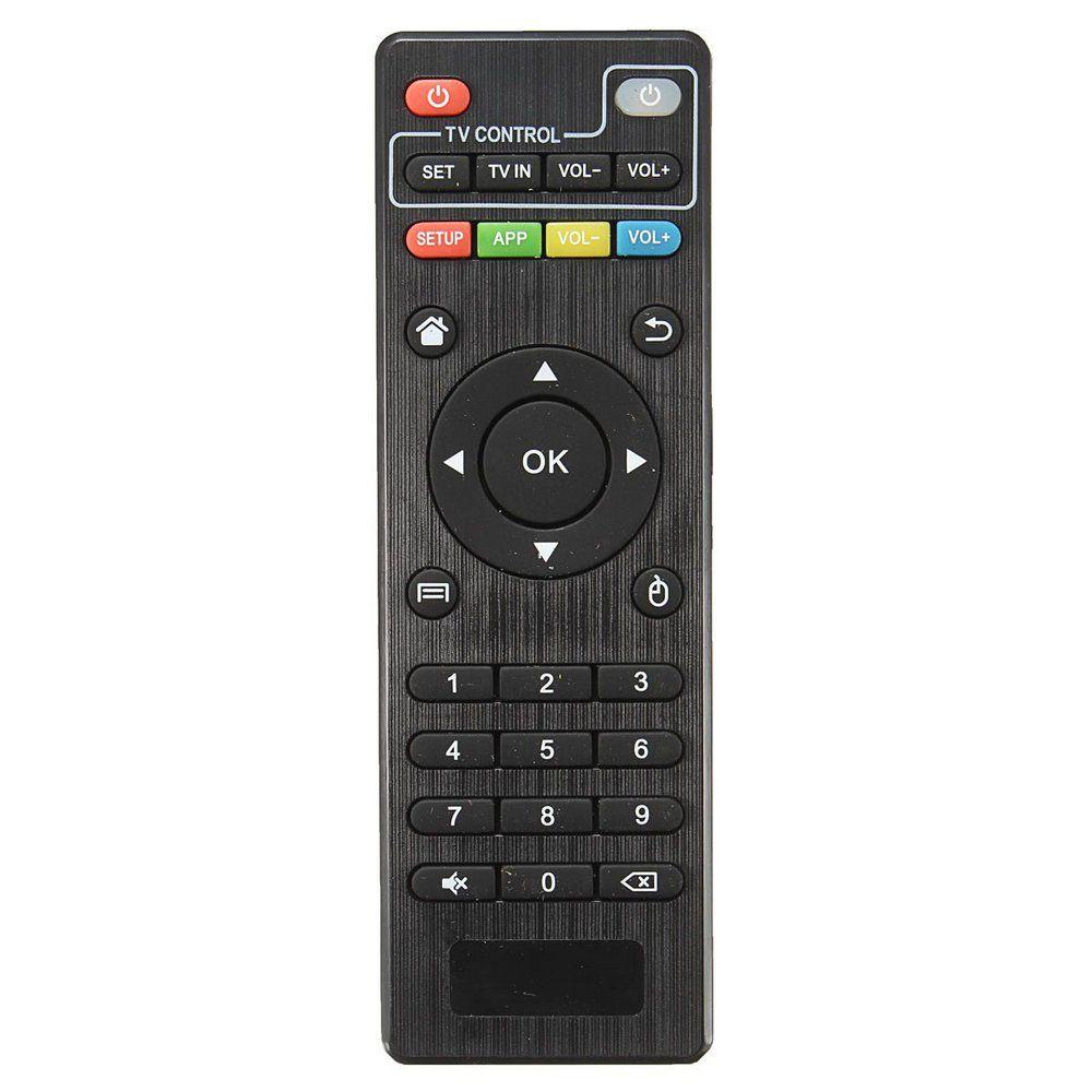 Controle Remoto Universal MXQ Pro 4K, TX2, TX3 Pro e STV-2000