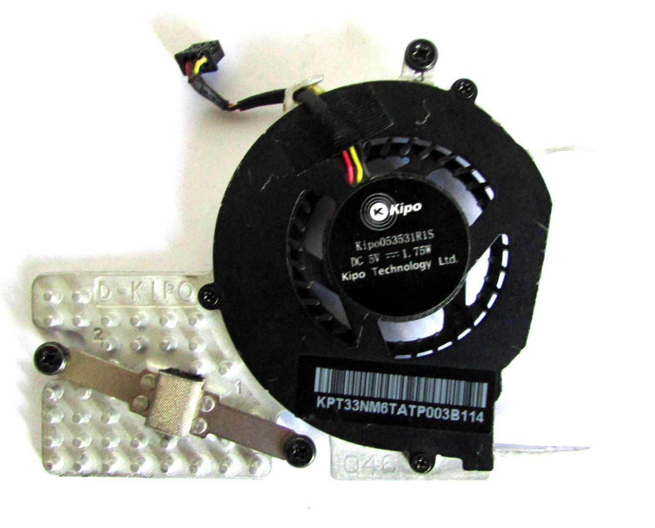 Cooler Com Dissipador Hp Mini 210-1030br Cx125 P/N: 053531r1s  (semi novo)