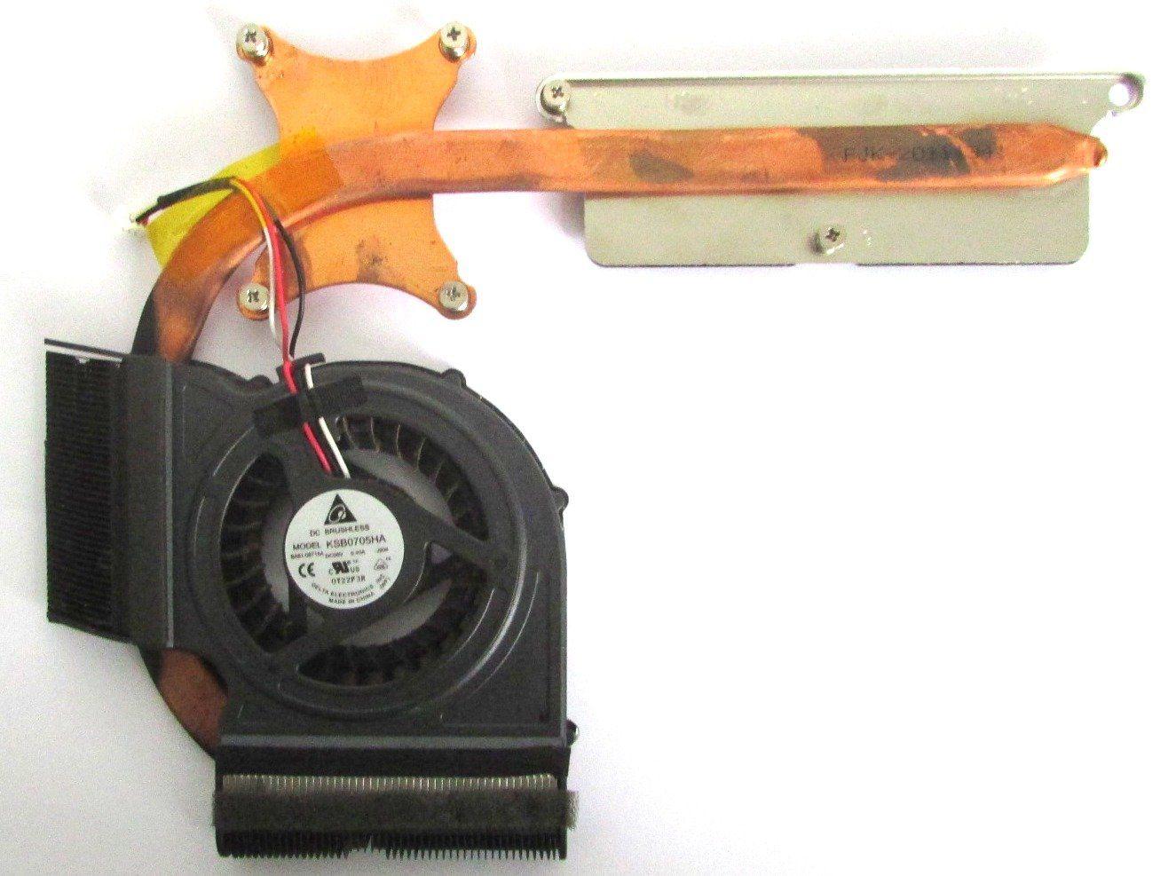Cooler + Dissipador P/ Samsung  Ba62-00510a 0m102708 (semi novo)