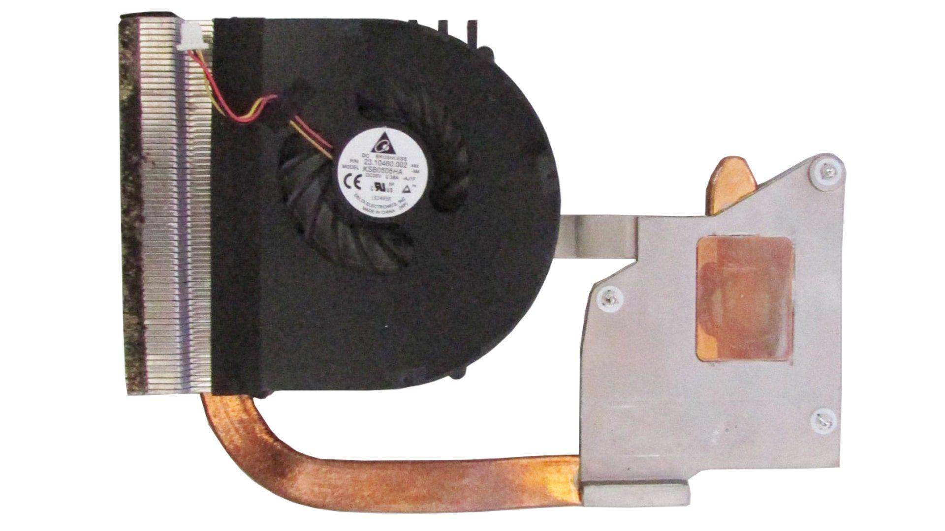 Cooler e Dissipador Notebook Dell Vostro 3550 60.4IF19.002 Retirado