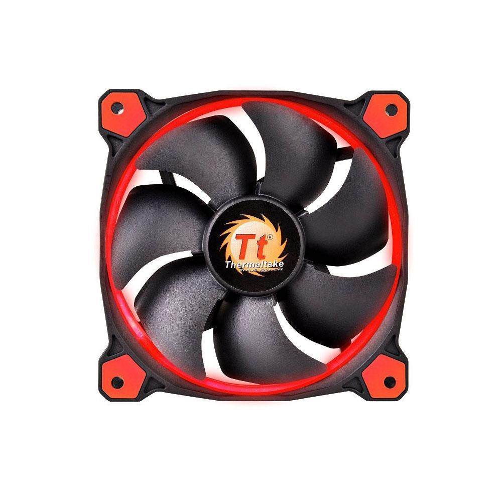 Cooler FAN Thermaltake Riing 12 Fan Led Red 1500RPM CL-F038-PL12RE-A