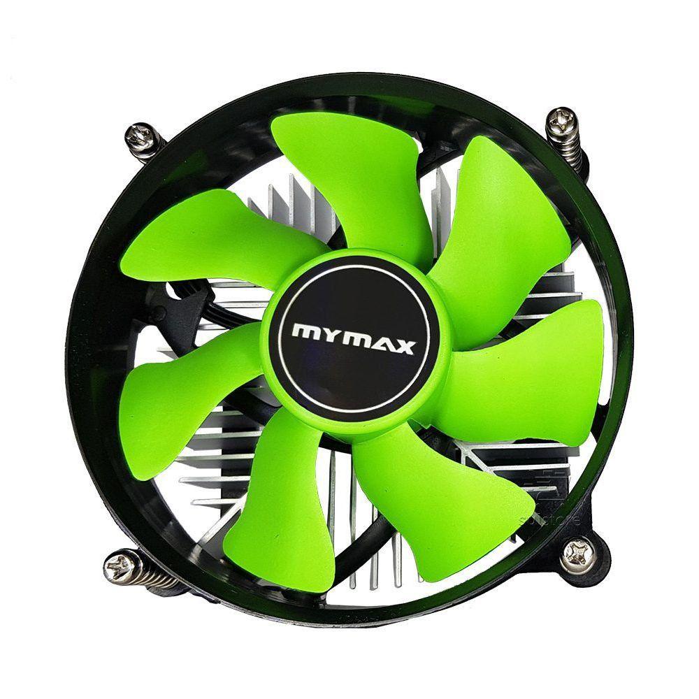 Cooler Mymax Processador Intel Socket 1155 1156 1151 1150