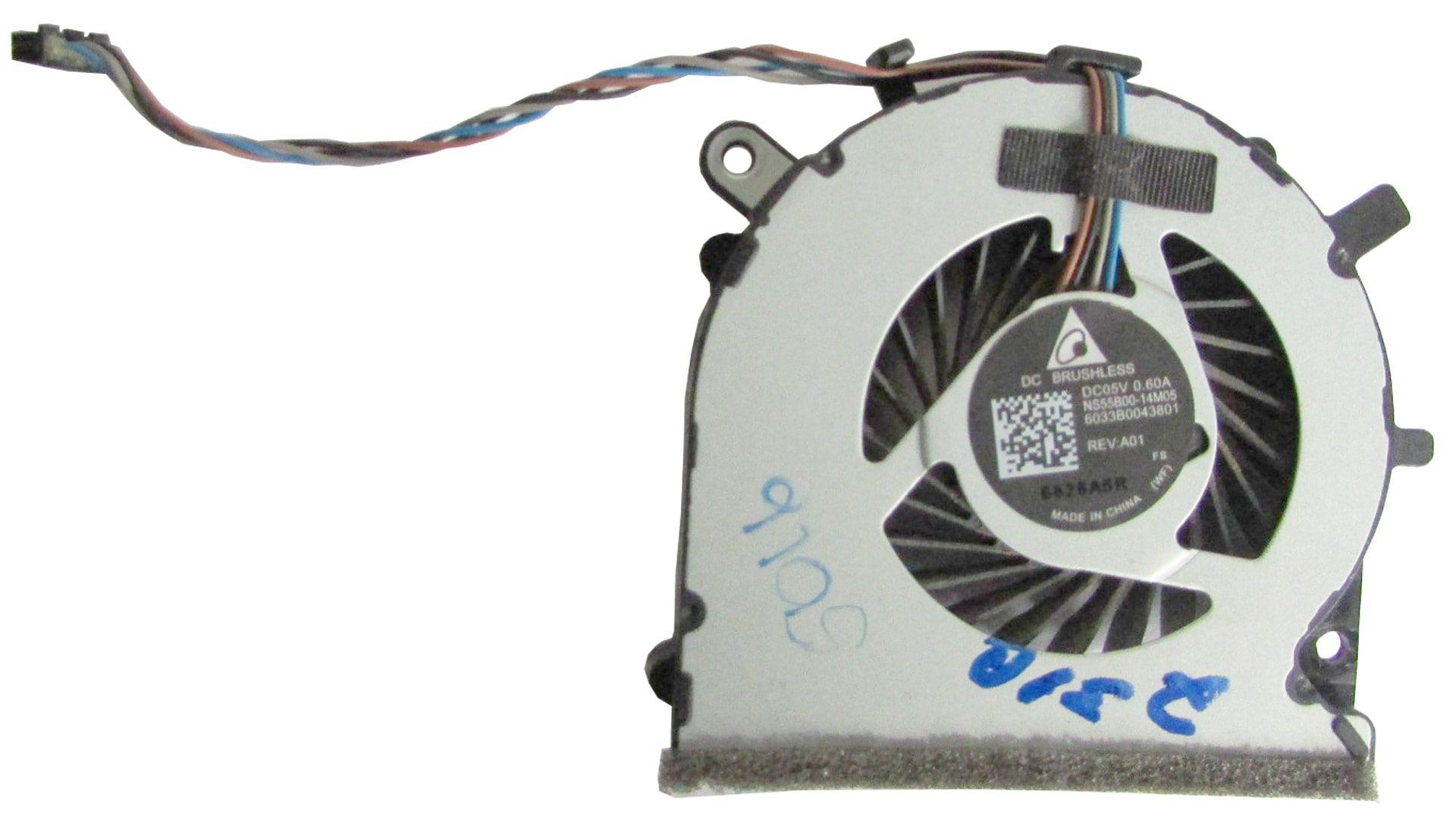 Cooler Notebook HP Pavilion 14-AF DC05V 0.60A 6033B0043801 Retirado