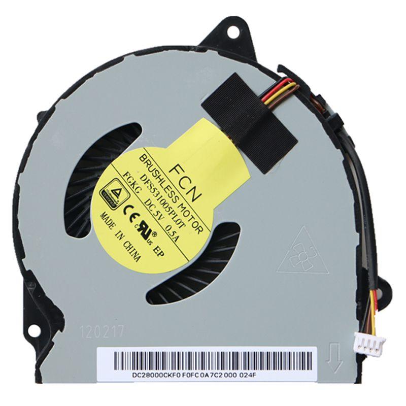Cooler Notebook Lenovo G50-80 Z50-70 DFS531005PL0T Semi Novo