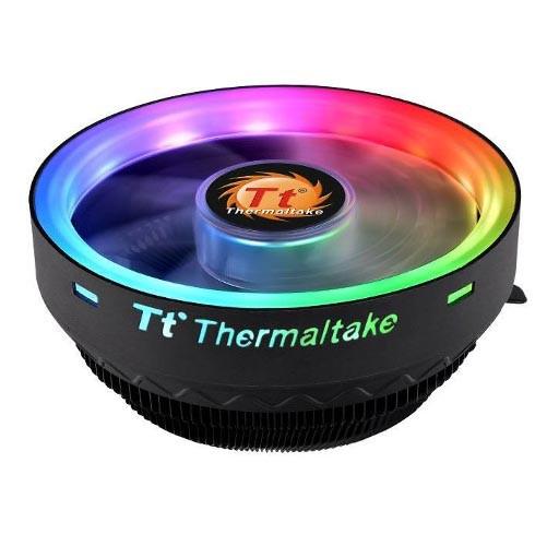 Cooler P/ Processador Thermaltake ARGB Lighting CL-P064-AL12SW-A - UX100
