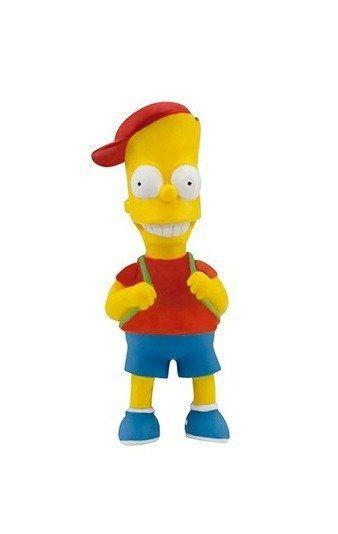 Boneco Desenho Seriado Os Simpsons Bart c/ Boné Br499 Multikids