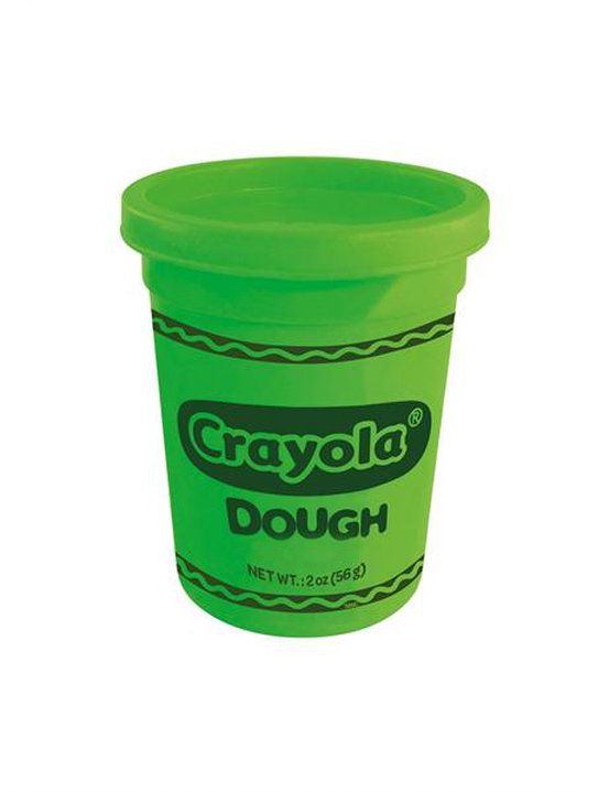 Crayola Massa de Modelar 56g Verde Multikids - BR1009