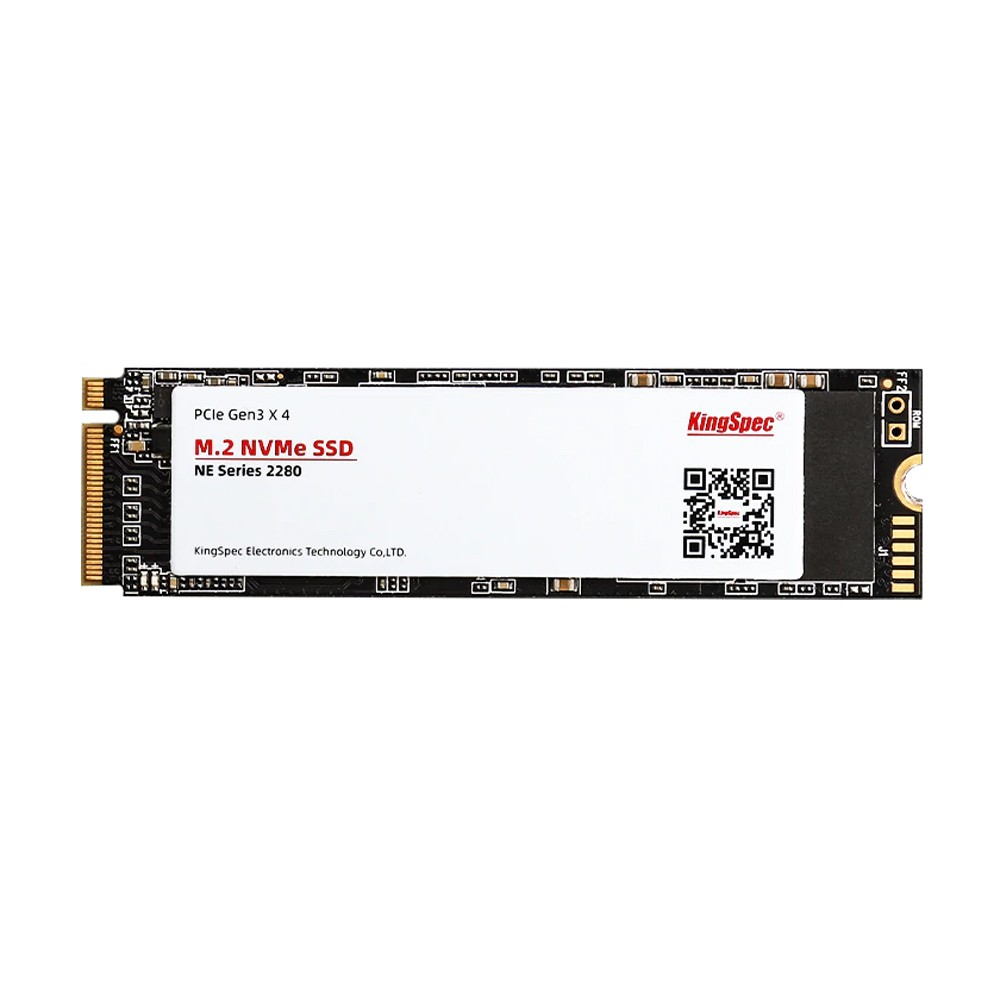 Disco sólido interno 512GB KingSpec 2280/2242 Sata 2400MB/s - NVME