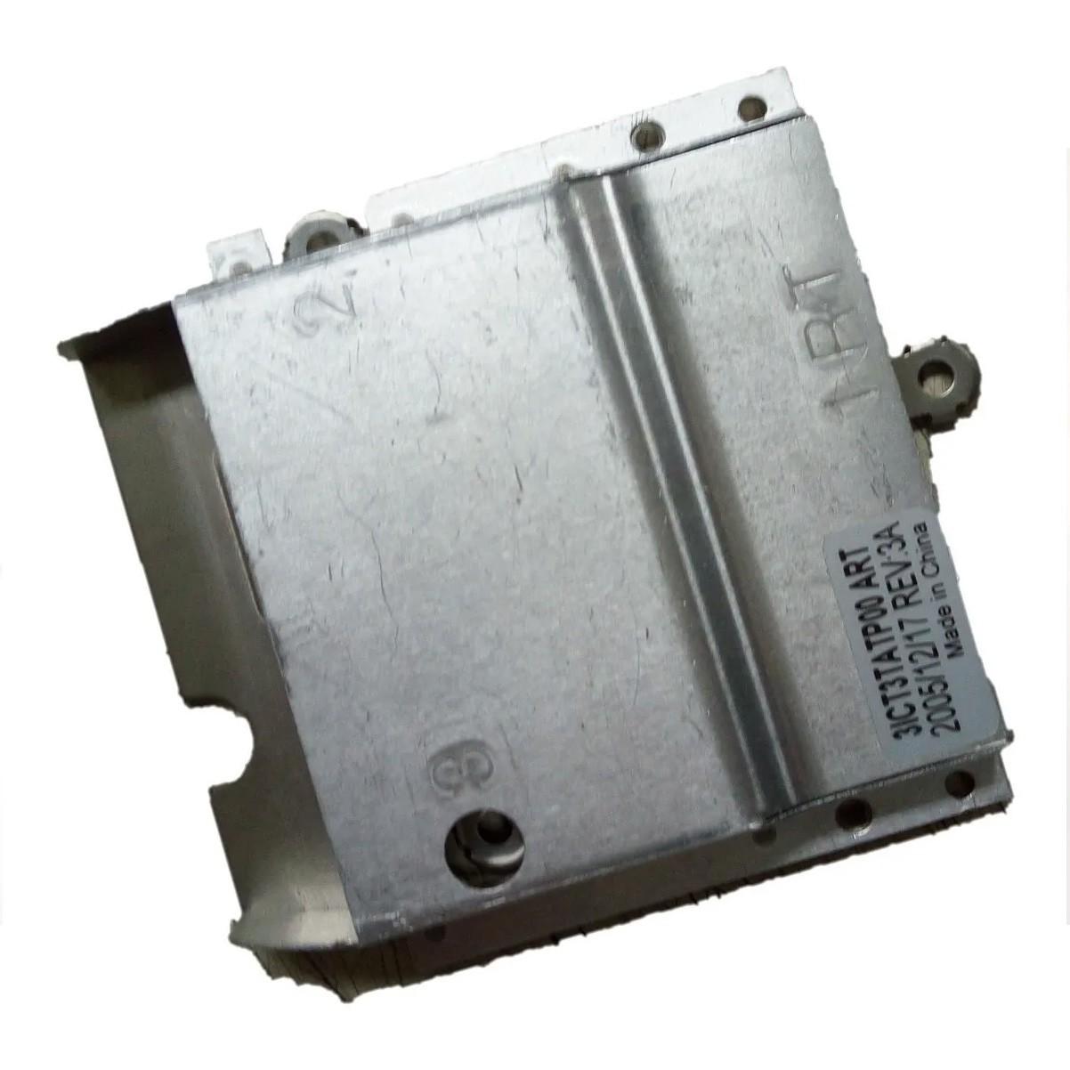 Dissipador BGA P/ Notebook Hp Dv1000 V2000 PN:3ICT3TATP00 - Retirado