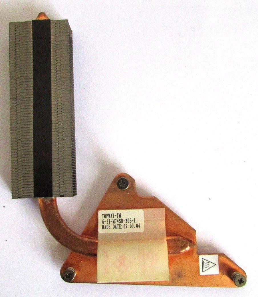 Dissipador Notebook Positivo 6-31-M74SN-203-1 (semi novo)