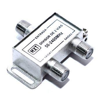 Divisor De Alta Frequencia Mxt 1 X 2 50~2400MHz