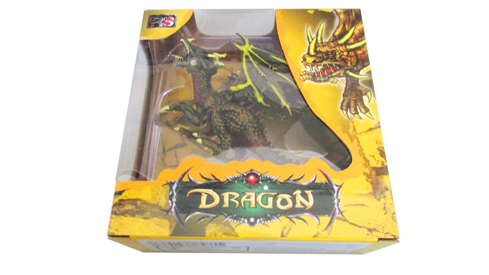 Dragão Firebreak Amarelo Multikids BR1072