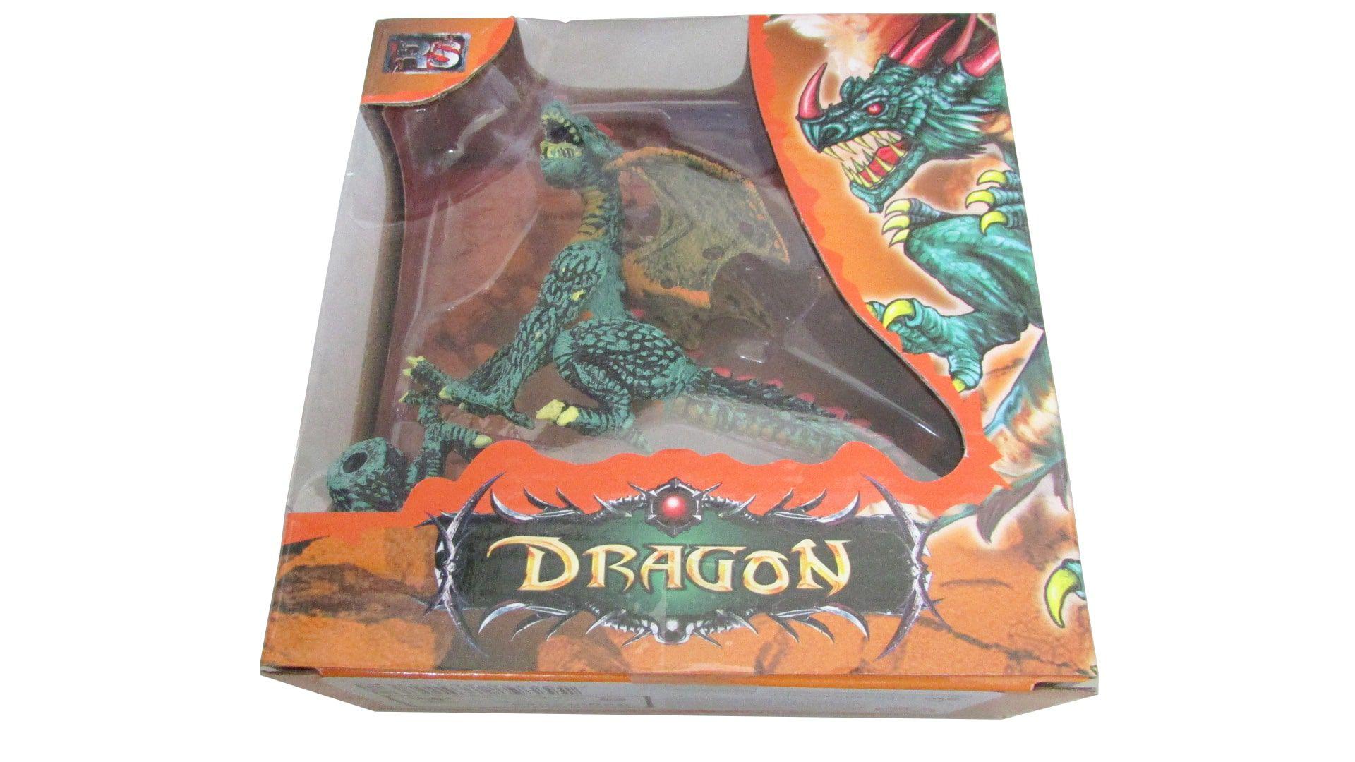 Dragão God Dragon Claw Laranja Multikids BR1072
