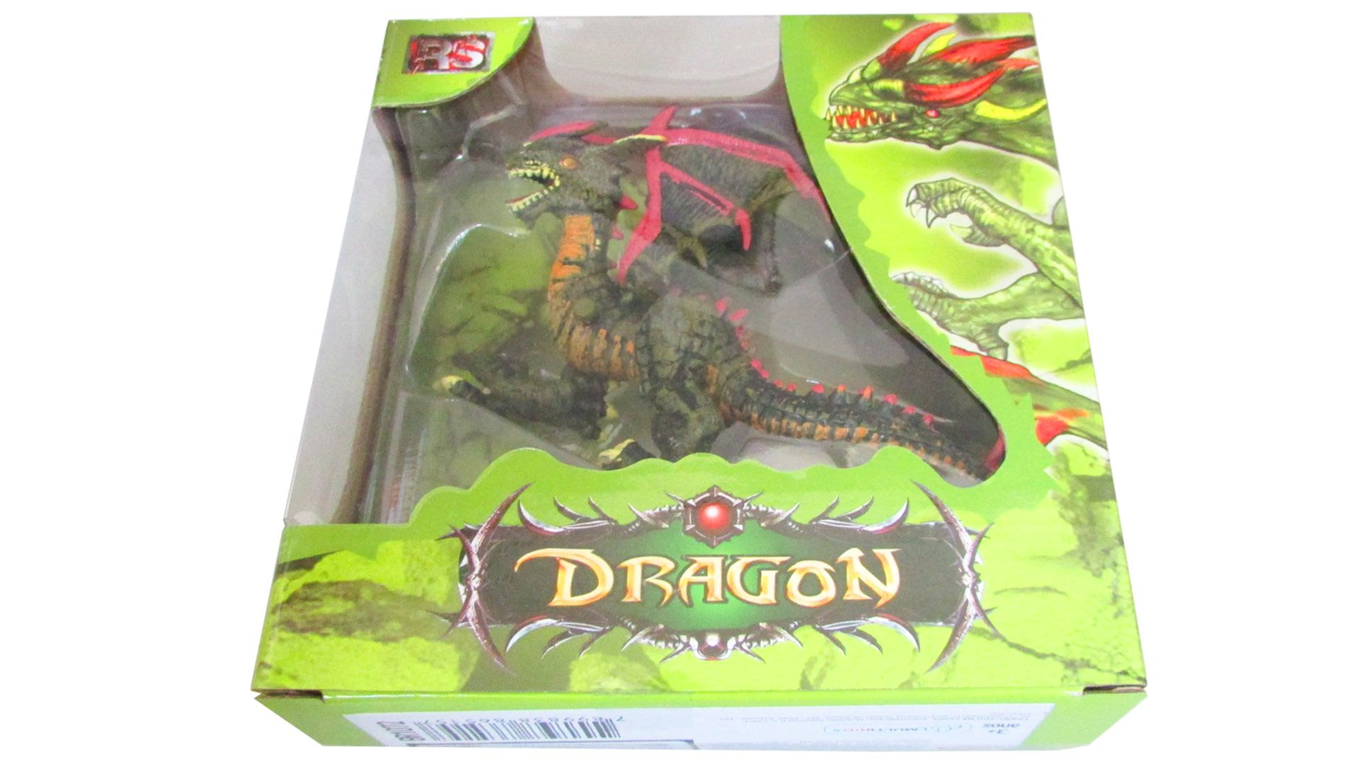 Dragão Rain Dragon Verde Multikids BR1072