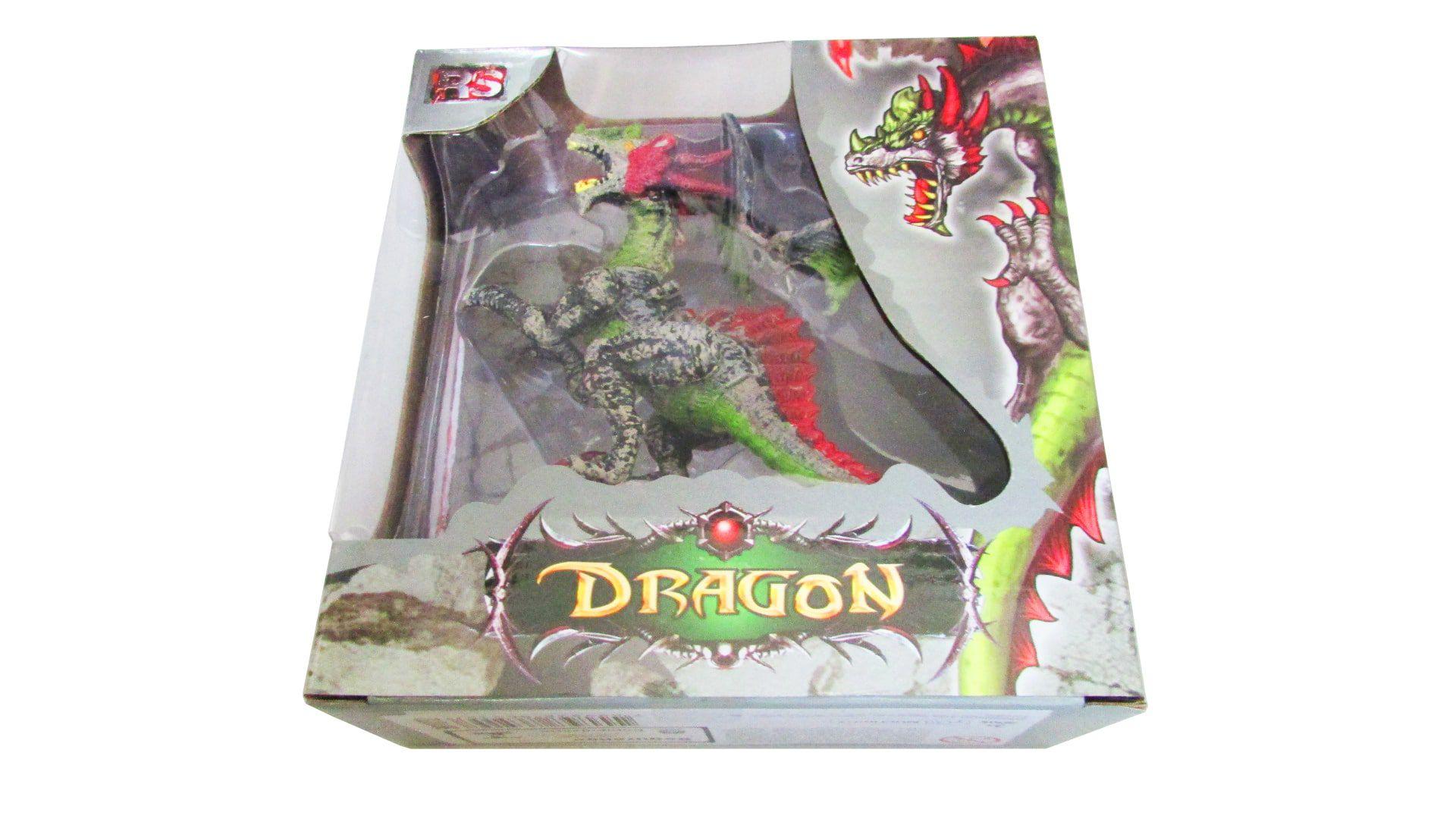 Dragão Thunder Dragon Cinza Multikids BR1072