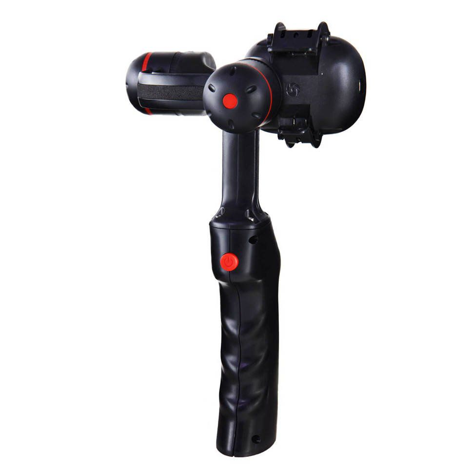 Estabilizador de mão digital Wenpod SP1+