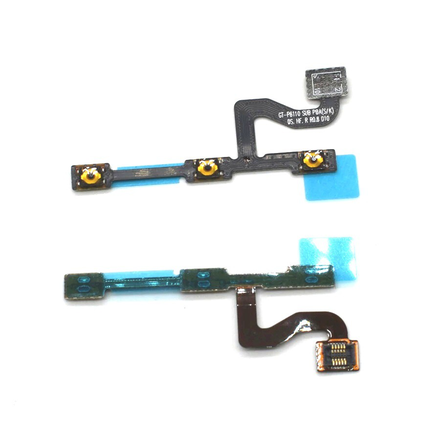 Flex Botão Power Volume Nexus 10 P8110 GT-P8110