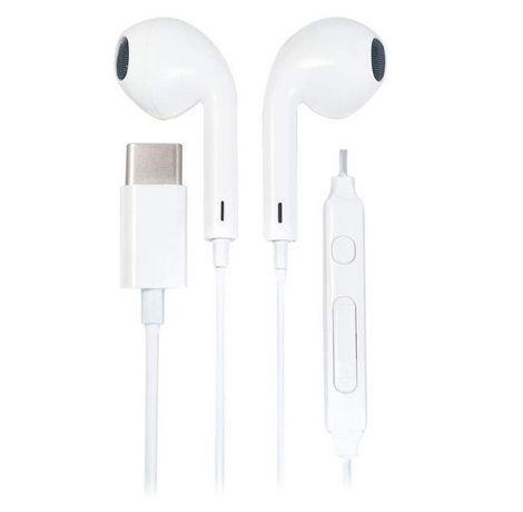 Fone Bluetooth Conexão Type C  X-cell Branco - XC-BTH-18