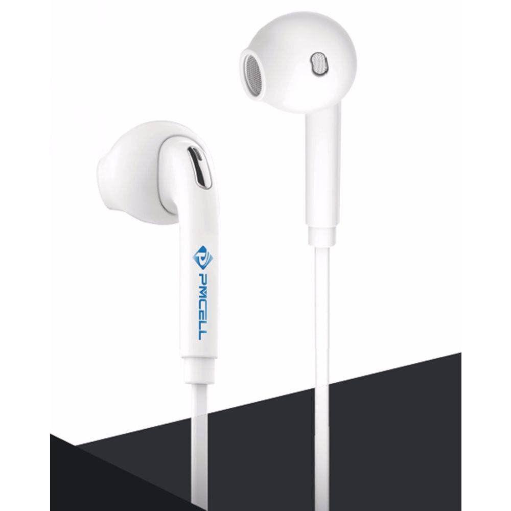 Fone De Ouvido In-ear Power-897 PMCELL Branco
