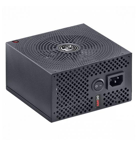 Fonte Atx 400w pcyes Real Electro V2 80 Plus White Preto - ELV2WHPTO400W