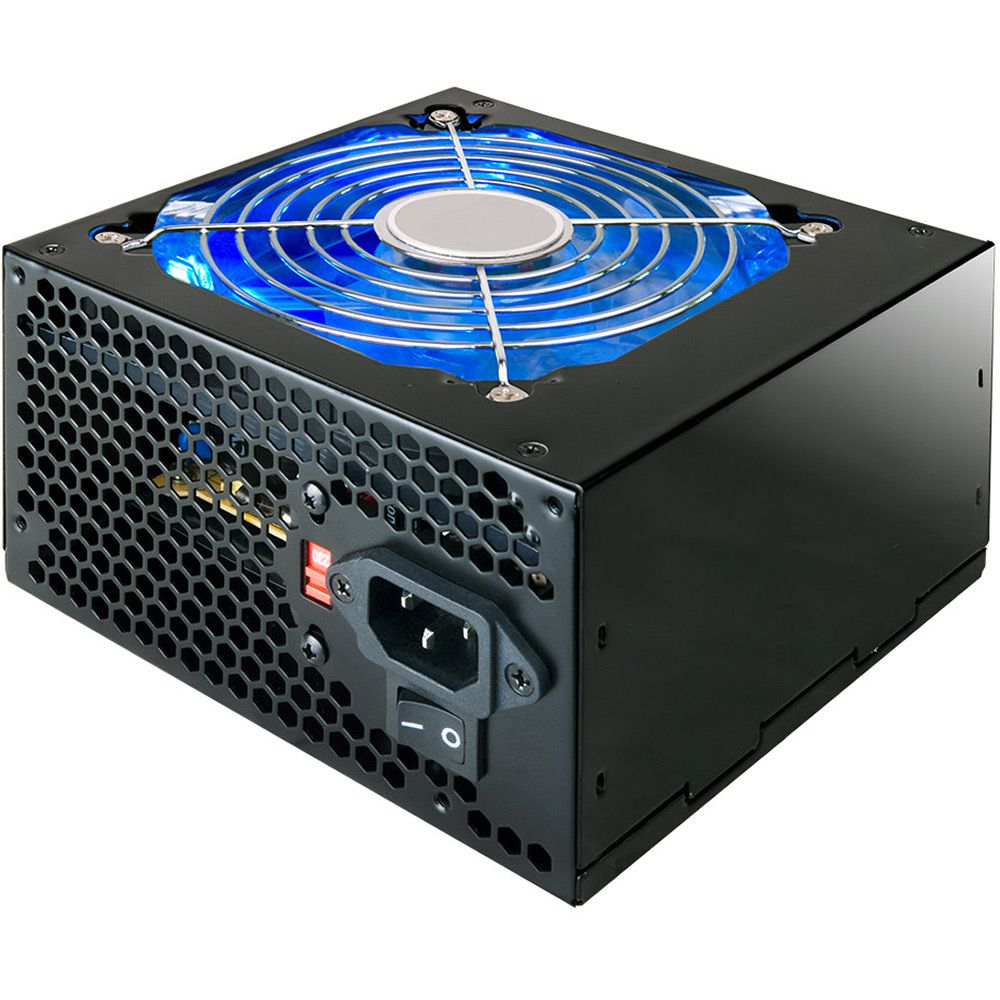 Fonte Atx 500w 24 Pinos 2 Sata High Power - MyMax