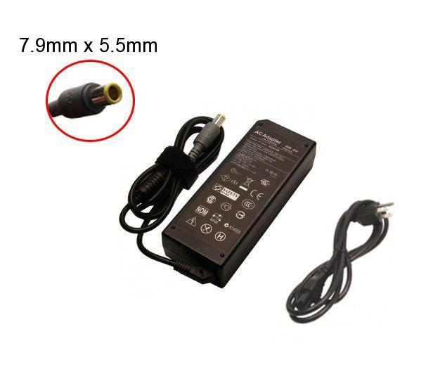 Fonte Carregador Para Notebook Ibm Lenovo - 20v 3.25a 65w